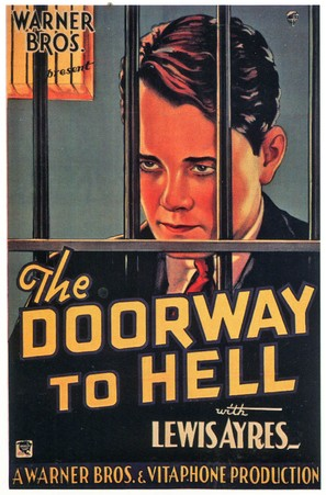 The Doorway to Hell - Movie Poster (thumbnail)