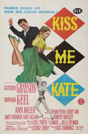 Kiss Me Kate - Movie Poster (thumbnail)