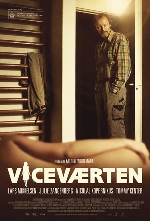 Viceværten - Danish Movie Poster (thumbnail)