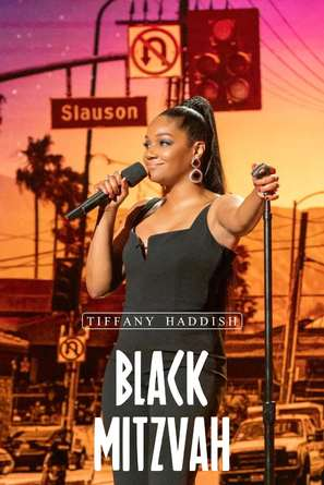 Untitled Tiffany Haddish Stand-Up Special - Movie Cover (thumbnail)