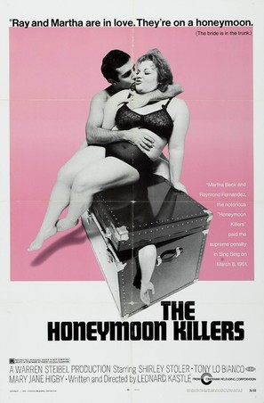 The Honeymoon Killers - Movie Poster (thumbnail)