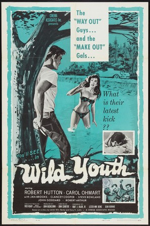 Naked Youth - Theatrical poster (thumbnail)