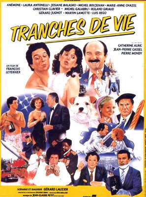 Tranches de vie - French Movie Poster (thumbnail)