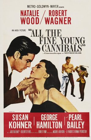 All the Fine Young Cannibals - Movie Poster (thumbnail)