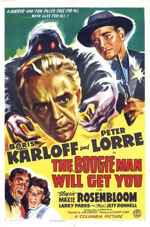 The Boogie Man Will Get You - Movie Poster (thumbnail)
