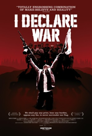I Declare War - Movie Poster (thumbnail)