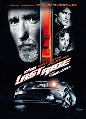The Last Ride - DVD cover (thumbnail)