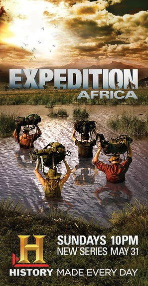 """Expedition Africa"" - Movie Poster (thumbnail)"