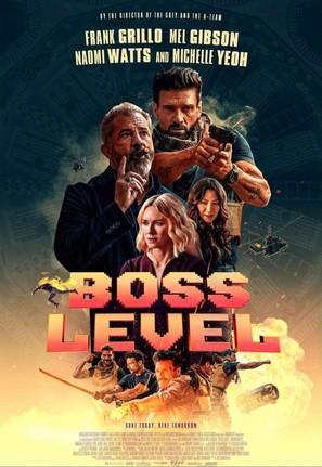 Boss Level - Movie Poster (thumbnail)