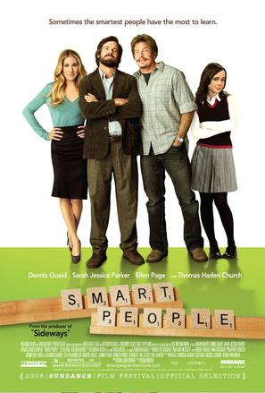 Smart People - Movie Poster (thumbnail)