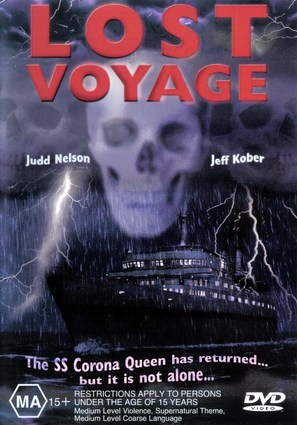 Lost Voyage - Australian DVD cover (thumbnail)
