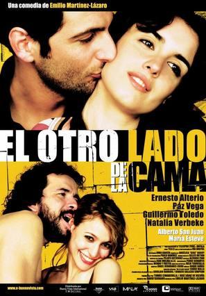 Otro lado de la cama, El - Spanish Theatrical poster (thumbnail)