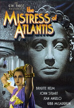 The Mistress of Atlantis - DVD cover (thumbnail)