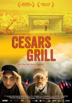 Cesar's Grill - German Movie Poster (thumbnail)