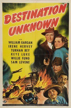 Destination Unknown - Movie Poster (thumbnail)