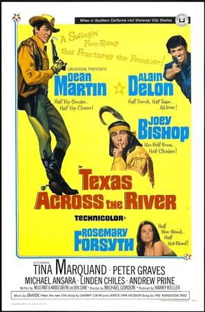 Texas Across the River - Movie Poster (thumbnail)