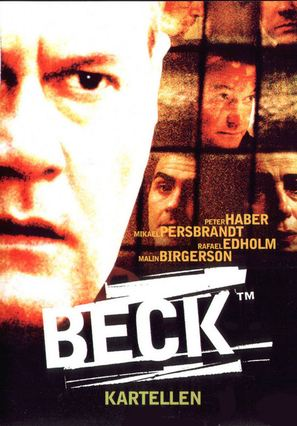 """Beck"" Kartellen - Swedish poster (thumbnail)"
