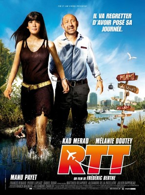 R.T.T. - French Movie Poster (thumbnail)