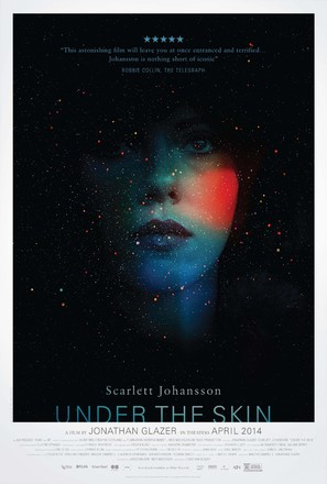 Under the Skin - Movie Poster (thumbnail)