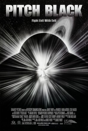 Pitch Black - Movie Poster (thumbnail)