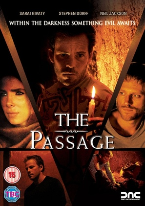 The Passage - British Movie Cover (thumbnail)