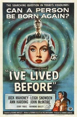 I've Lived Before - Movie Poster (thumbnail)