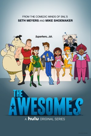 """The Awesomes"" - Movie Poster (thumbnail)"