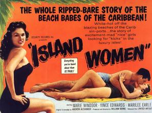 Island Women - Movie Poster (thumbnail)
