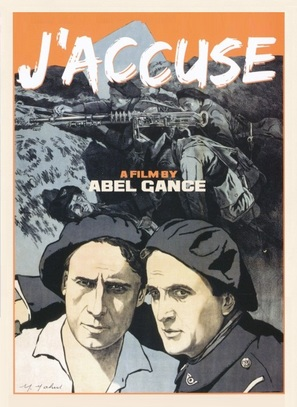 J'accuse! - Movie Poster (thumbnail)