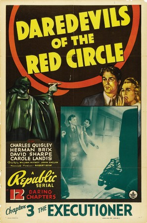 Daredevils of the Red Circle - Movie Poster (thumbnail)