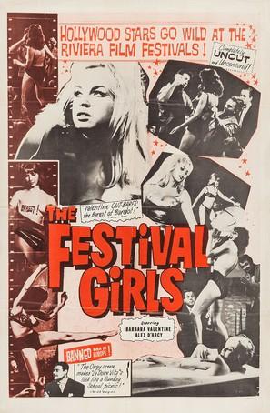 The Festival Girls - Movie Poster (thumbnail)