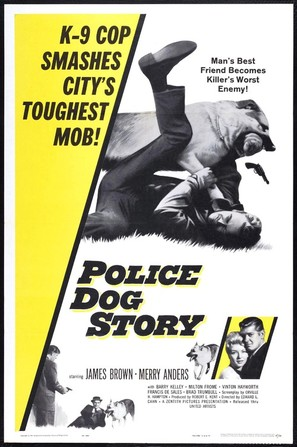 The Police Dog Story - Movie Poster (thumbnail)