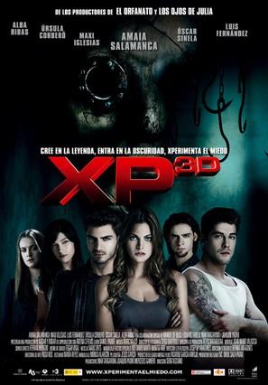 XP3D - Spanish Movie Poster (thumbnail)