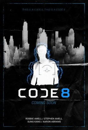 Code 8 - Movie Poster (thumbnail)