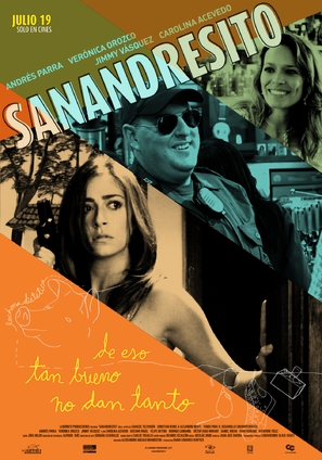 Sanandresito - Colombian Movie Poster (thumbnail)