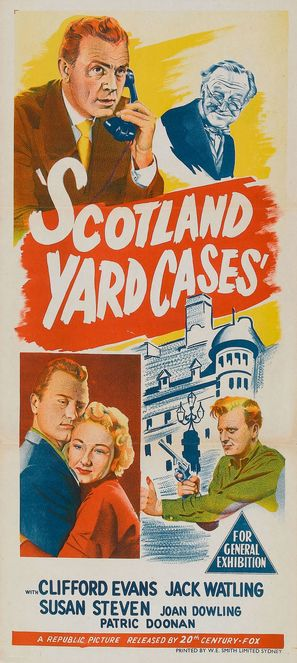 """Stryker of the Yard"" - Australian Movie Poster (thumbnail)"