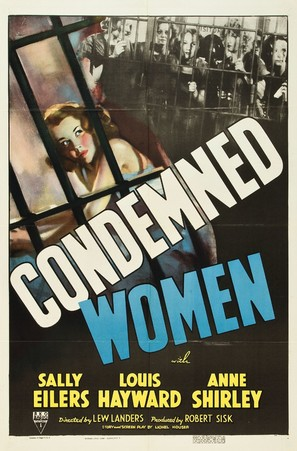Condemned Women - Movie Poster (thumbnail)