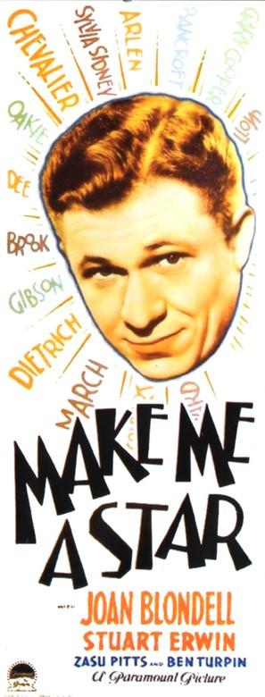 Make Me a Star - Movie Poster (thumbnail)