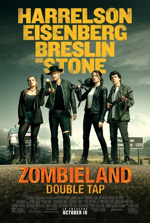 Zombieland: Double Tap - Movie Poster (thumbnail)