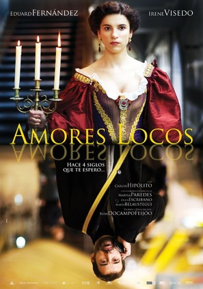 Amores locos - Spanish Movie Poster (thumbnail)