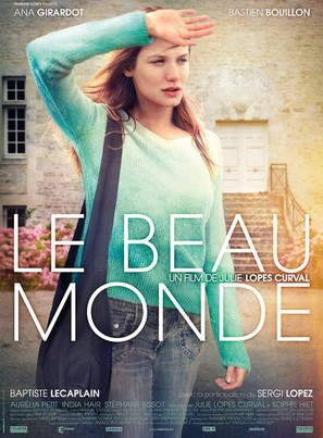 Le beau monde - French Movie Poster (thumbnail)