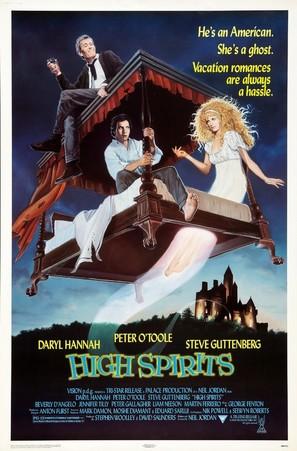 High Spirits - Movie Poster (thumbnail)