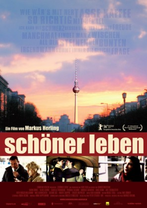 Schöner Leben - German poster (thumbnail)