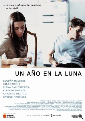 Año en La Luna, Un - Spanish poster (thumbnail)