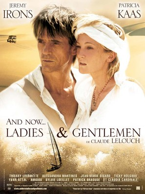 And Now... Ladies and Gentlemen... - French Movie Poster (thumbnail)