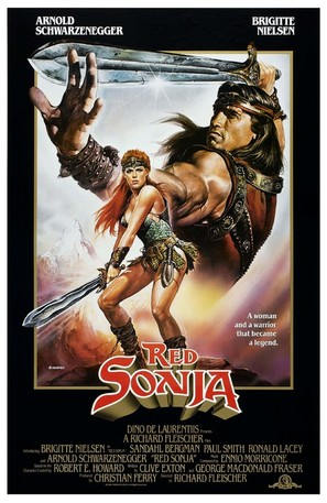 Red Sonja - Movie Poster (thumbnail)