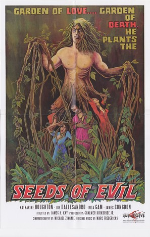 Seeds of Evil - Movie Poster (thumbnail)