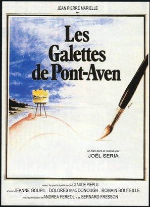 Les galettes de Pont-Aven - French Movie Poster (thumbnail)