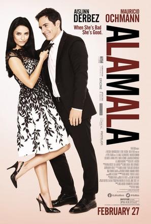 A la mala - Movie Poster (thumbnail)