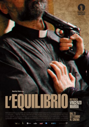 L'equilibrio - Italian Movie Poster (thumbnail)